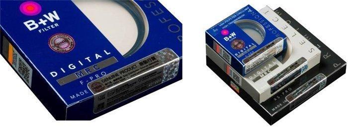 購買時必須確保有全新雷射標籤